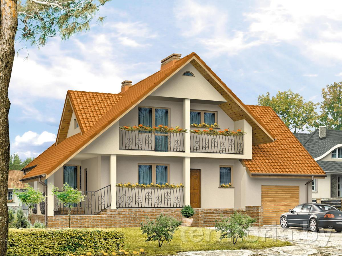 Проекты практичных домов - практичный дом в бугуруслане стра.