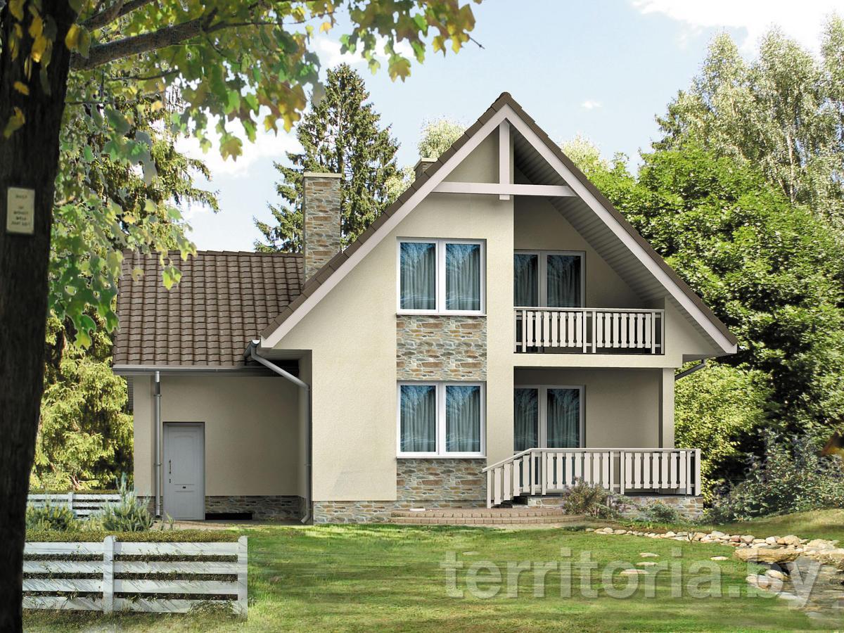 Построить дом из пеноблоков цена - строительство дома.